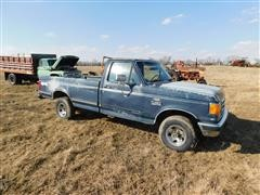 1991 Ford F150 Lariat XLT 4WD Pickup