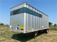 1995 Pines S/A Enclosed Trailer