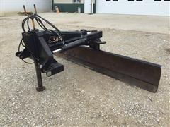 Bison NVHL 300XHD Hyd 3-Pt Blade