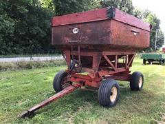 J&M 250-7 Gravity Wagon W/Hyd Auger