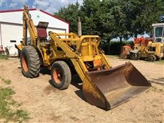 Case 530 Loader Backhoe