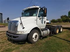 2011 International 8600 T/A Truck Tractor (INOPERABLE)
