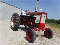 1967 Farmall 504 Diesel 2WD Row Crop Tractor