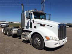 2009 Peterbilt 386 Tri/A Truck Tractor