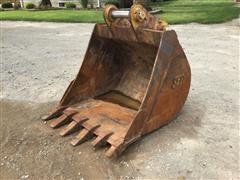 """SEC 48"""" Excavator Bucket"""