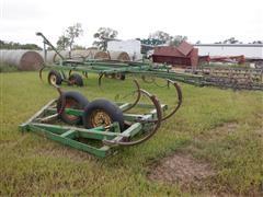 John Deere 1600 27' Folding Chisel Plow