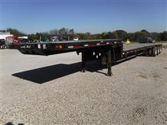 2000 Doonan 53' Tri/A Drop Deck Trailer