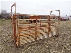 Wedekind 10' Portable Livestock Alley Way