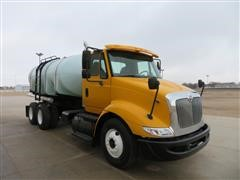 2006 International 8600 T/A Water Truck