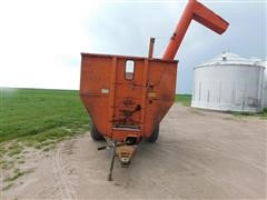 Hinson 812 Grain Cart