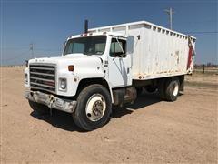 1984 International 1954 S/A Grain/Silage Truck