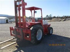 KD Manitou 680-T602 4-Ton Forklift