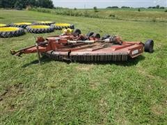 Rhino SE15 Shredder/Mower