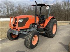 Kubota M8540F 2WD Tractor