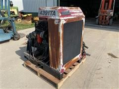 Case IH 4391TA Power Unit