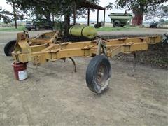 7 Shank V Chisel Plow