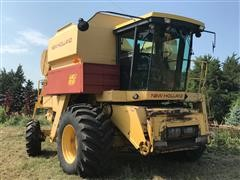 New Holland TR96 Combine