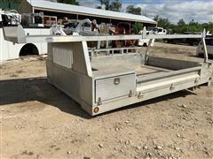 Custom Welding & Fabricating Aluminum Truck Bed