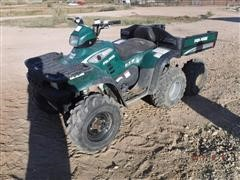 2000 Polaris Sportsman 500 6x6 Utility ATV