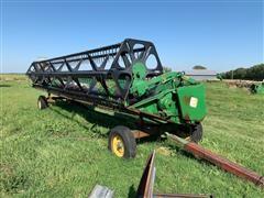 John Deere 925 Rigid Grain Header