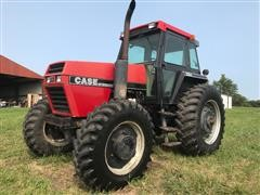 1984 Case IH 2294 MFWD Tractor