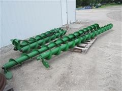 John Deere Top Crop Conveying Augers 600 Series Flexdraper