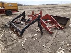Great Bend 860 Loader, Bucket, & Grapple