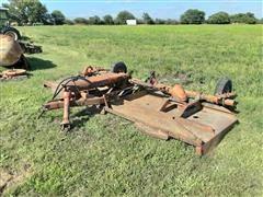 Bush Hog 160 Pull Type Shredder
