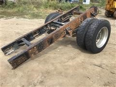 Spicer RS461 Rear Truck Frame W/Axle