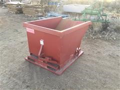 Kit Containers SMLD1.0 Self Dumping Hopper