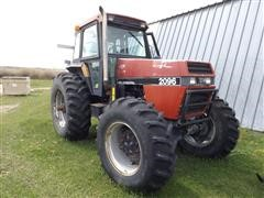 Case International 2096 Tractor