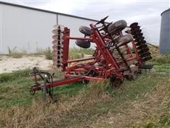 Case IH 3950 24' Disk/2014 Remlinger Harrow