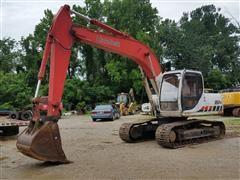 2005 Link-Belt 160LX Excavator