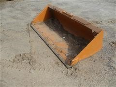 Case Skid Steer Bucket