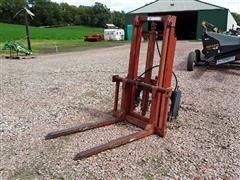 Worksaver 3-Pt Forklift Attachment