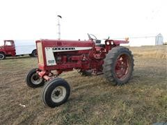 1966 McCormick Farmall 656 2WD Gas Tractor