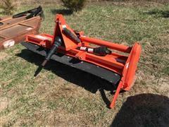 "Land Pride RTR1274 74"" Wide Tractor Mounted Reverse Tine Tiller"