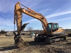 2013 Hyundai Robex 210LC-9 Excavator