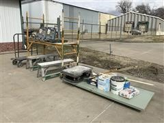 Commercial Drywall Equipment Set