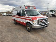 2012 Ford E350 Ambulance