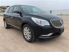 2013 Buick Enclave Mid-Size SUV