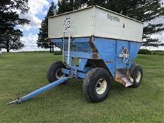 DMI Big Little Wagon D400 Grain Cart