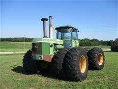 1976 John Deere 8630 4WD Tractor
