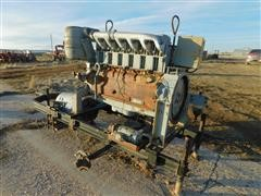 Deutz F6L912 In-Line 6 Power Unit