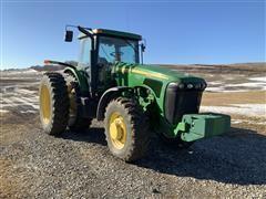 2004 John Deere 8120 MFWD Tractor