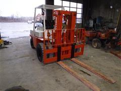 Nissan BGF03A40V Rough Terrain Forklift