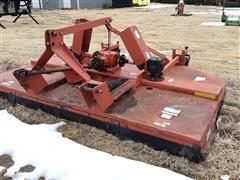 Rhino SE10A 10' Mower Shredder
