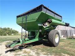 Unverferth Brent 674 Grain Cart W/Scale