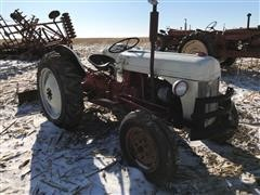 Ford 8N 2WD Tractor With Blade