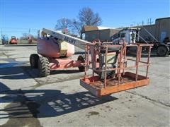 1997 J L G 600A Articulating Boom Lift